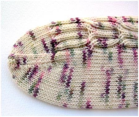 Colinette Jitterbug Marble King's Cross Pattern
